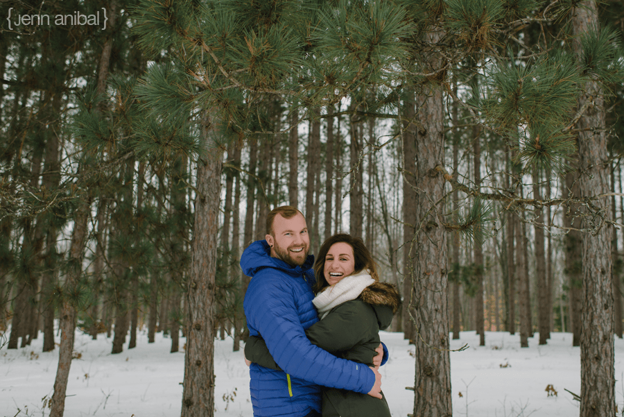 Northern-Michigan-Winter-Engagement-35