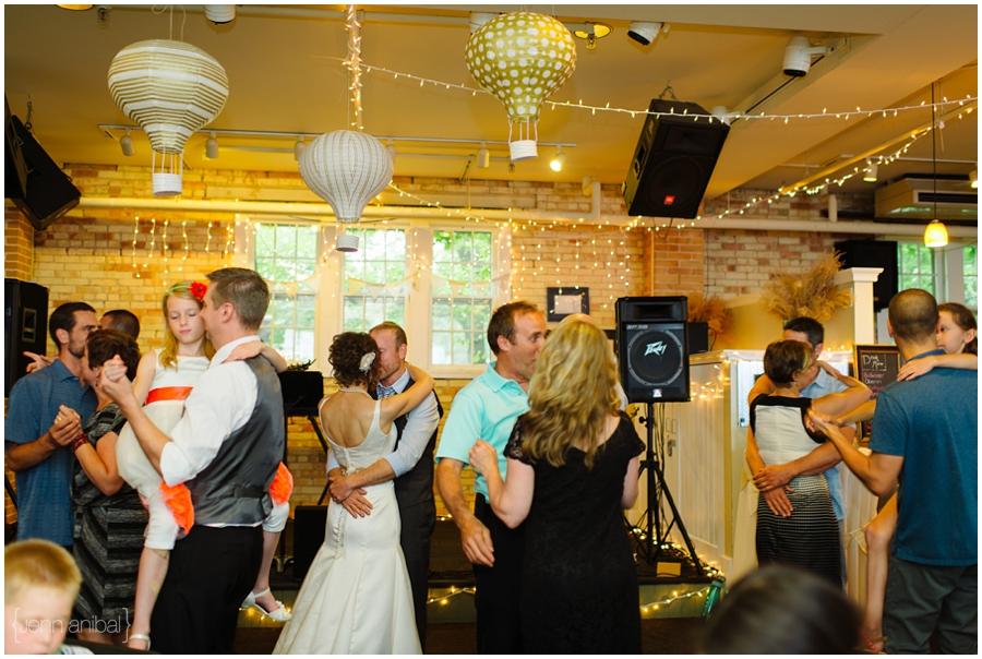 Trevor + Lynee Wedding