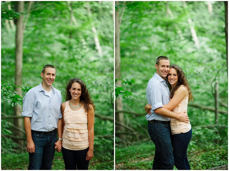 Jill + Ben Engagement