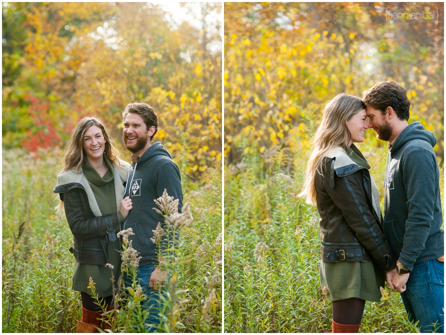 Leslie + Eric Engagement