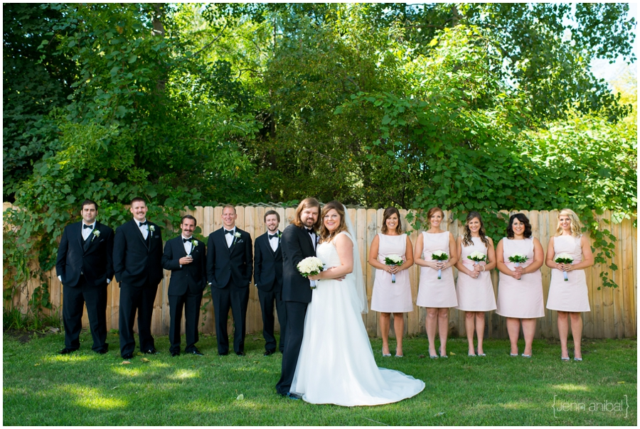Kevin + Ellen Wedding