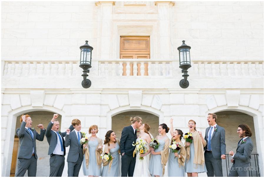Jesse + Emily Wedding