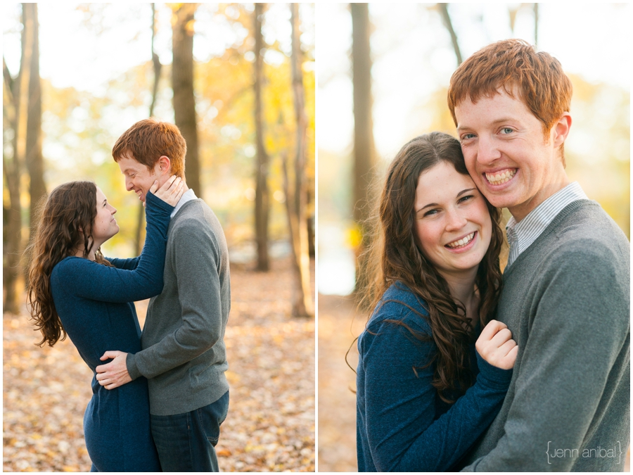 Molly + Lucas Engagement