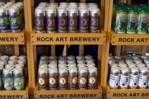 photographer, rock art brewery, vermont