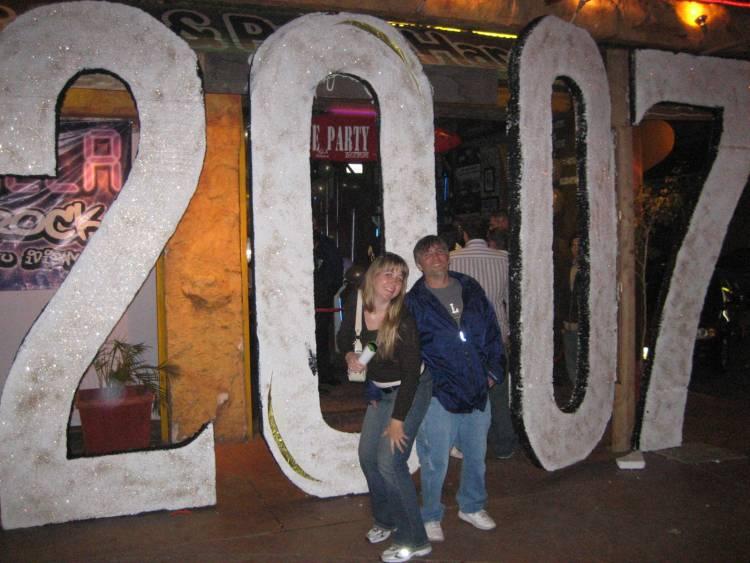 2007 Mexico New Year's, Baja California