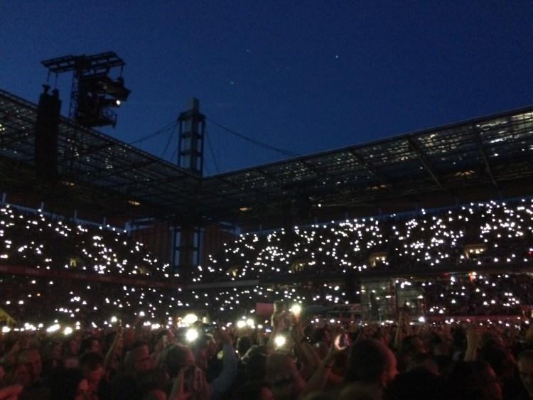 Fans starlight Cologne Depeche Mode
