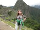 Jenna Rose Robbins Machu Picchu Peru