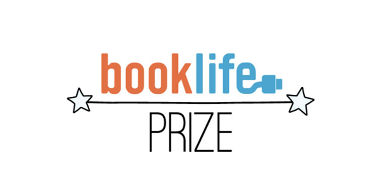 BookLife Prize logo (part of Publishers Weekly)
