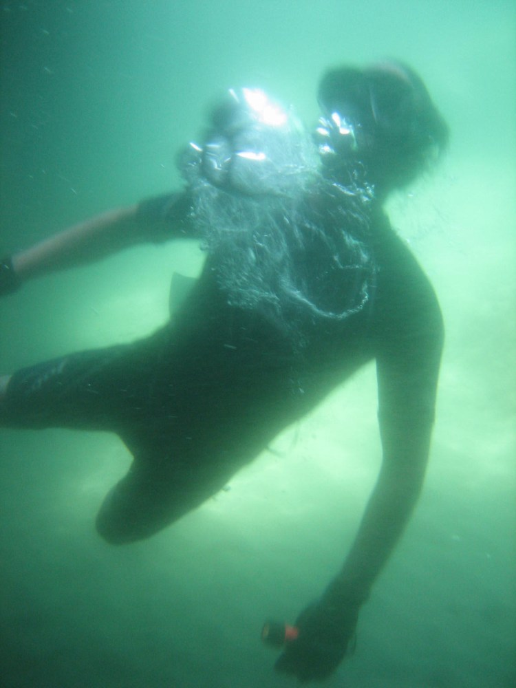 Channel Islands, Santa Cruz, Little Scorpion, Chris Lemon, snorkeling
