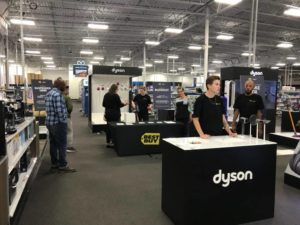 Experience Dyson Products Inside Best Buy Stores