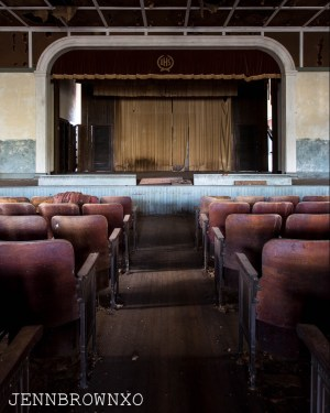 southern school auditorium