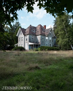 The neglected upstate house