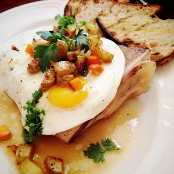 bone marrow publican brunch