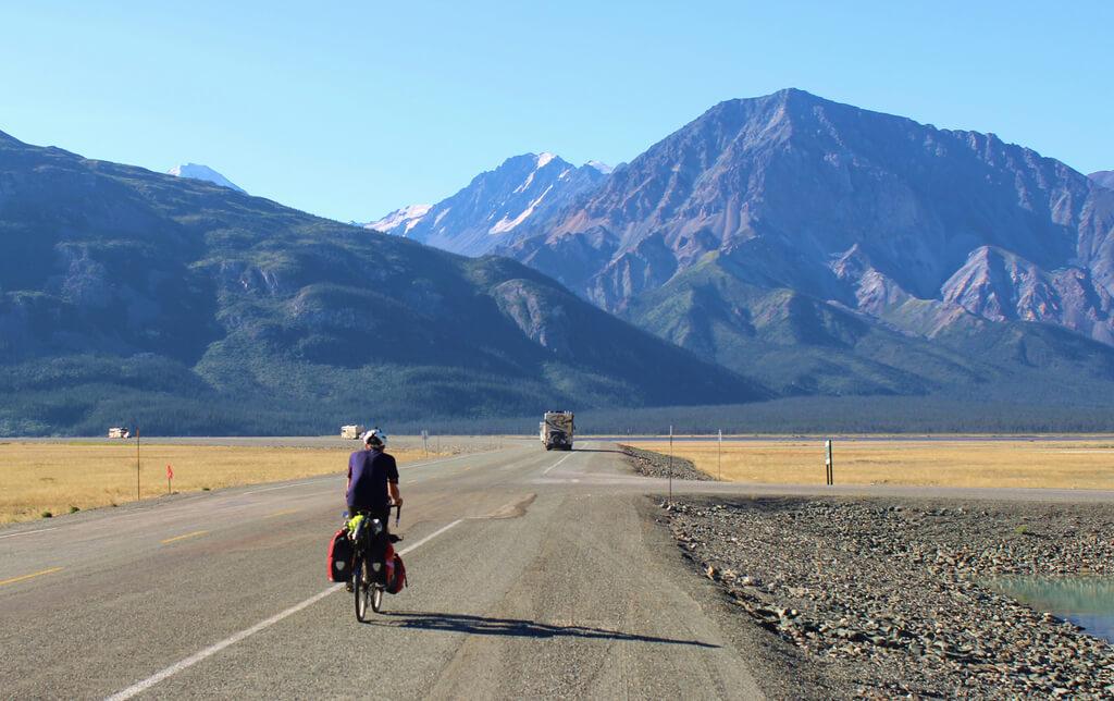 Alaska, Bike to Read