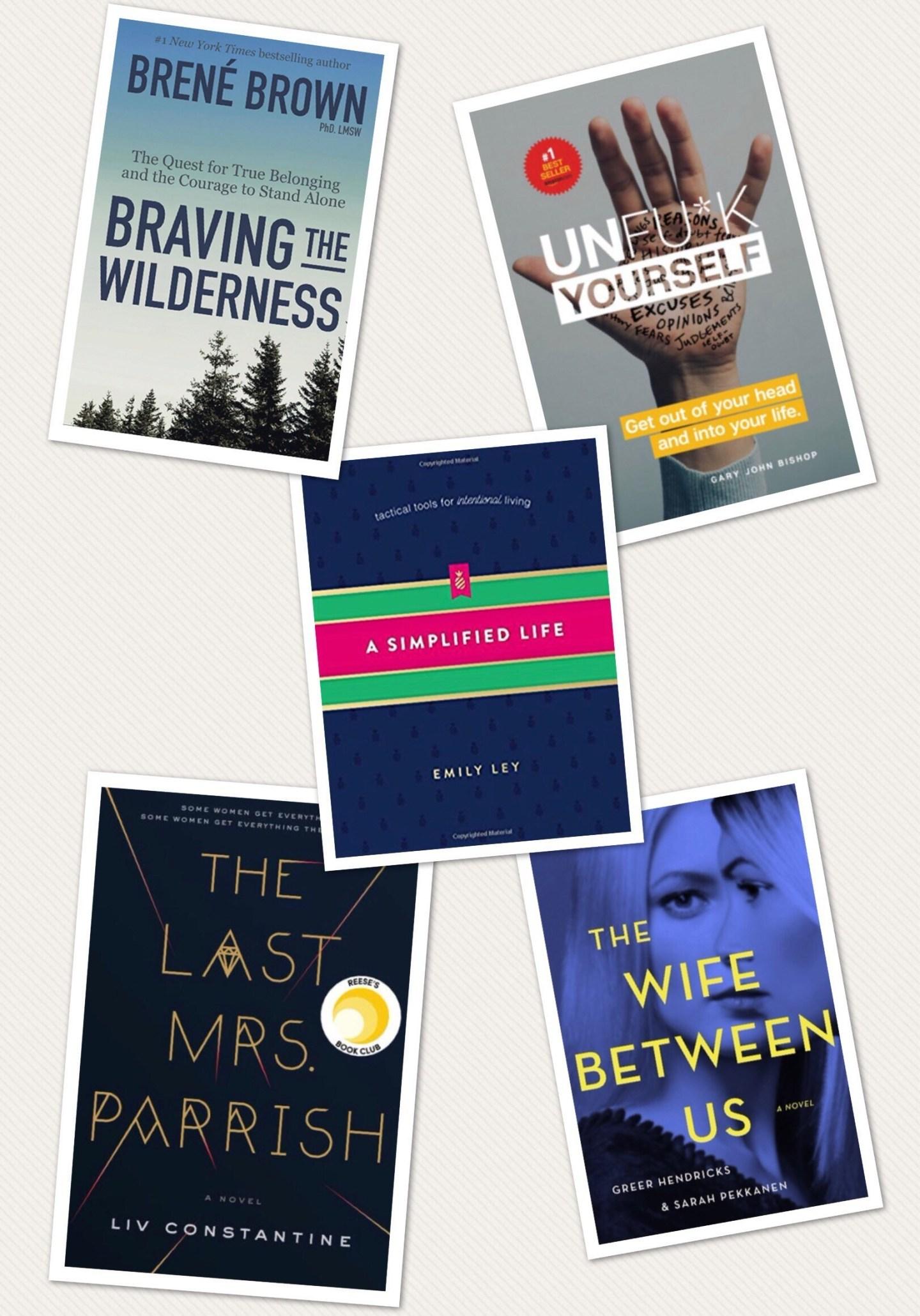 52 Books in 2018