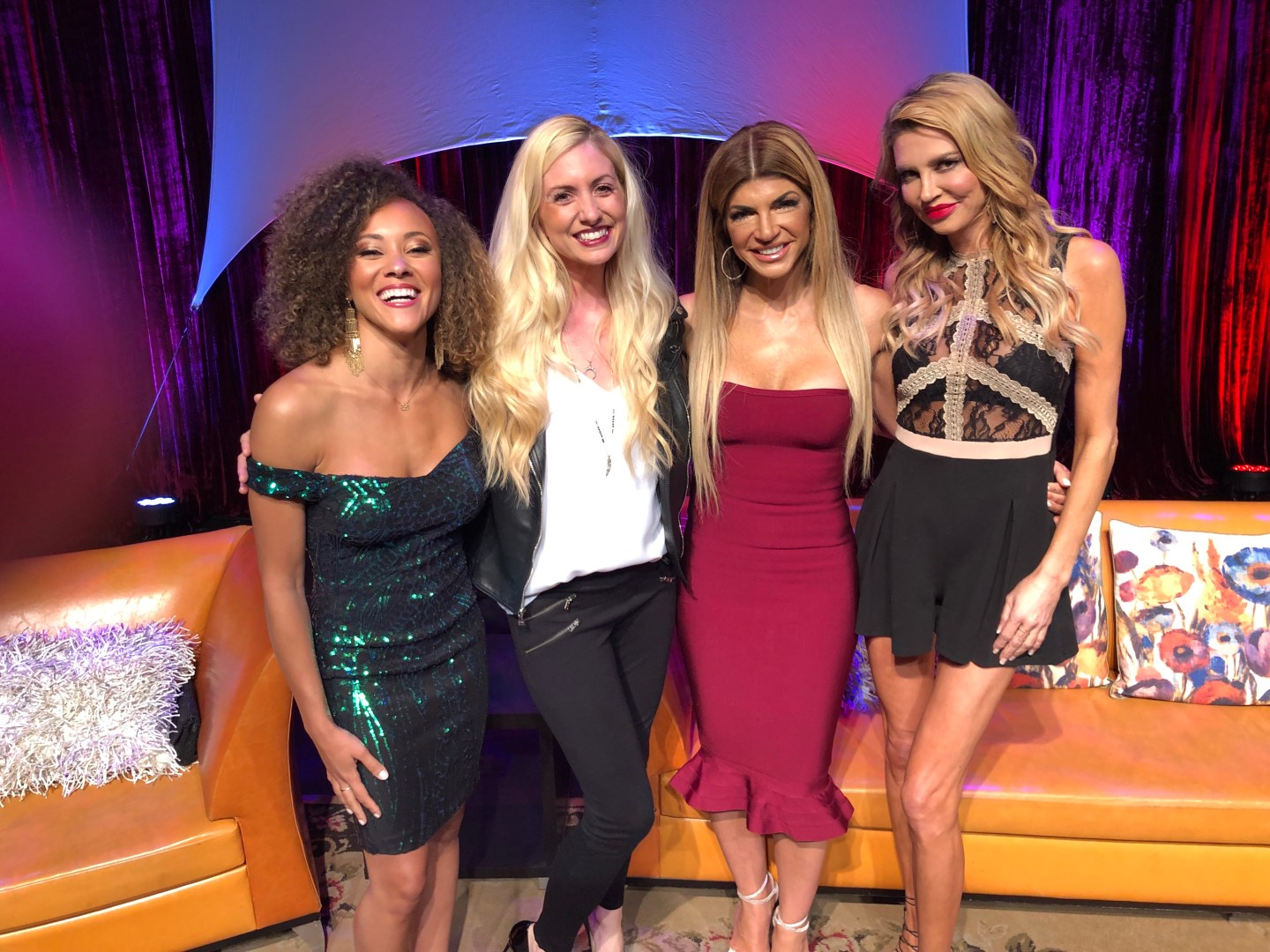 Meeting The Real Housewives