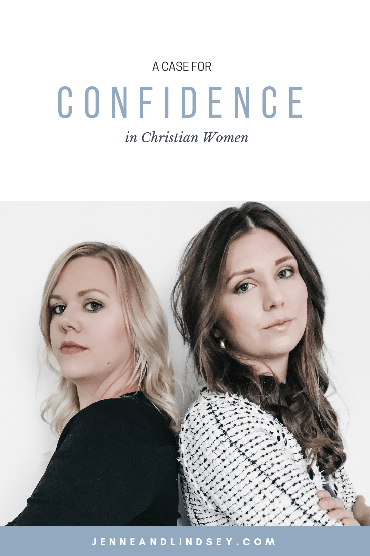 We're here to empower women to step into all that God has called them to with CONFIDENCE! Click to read why we think that self-confidence is healthy!