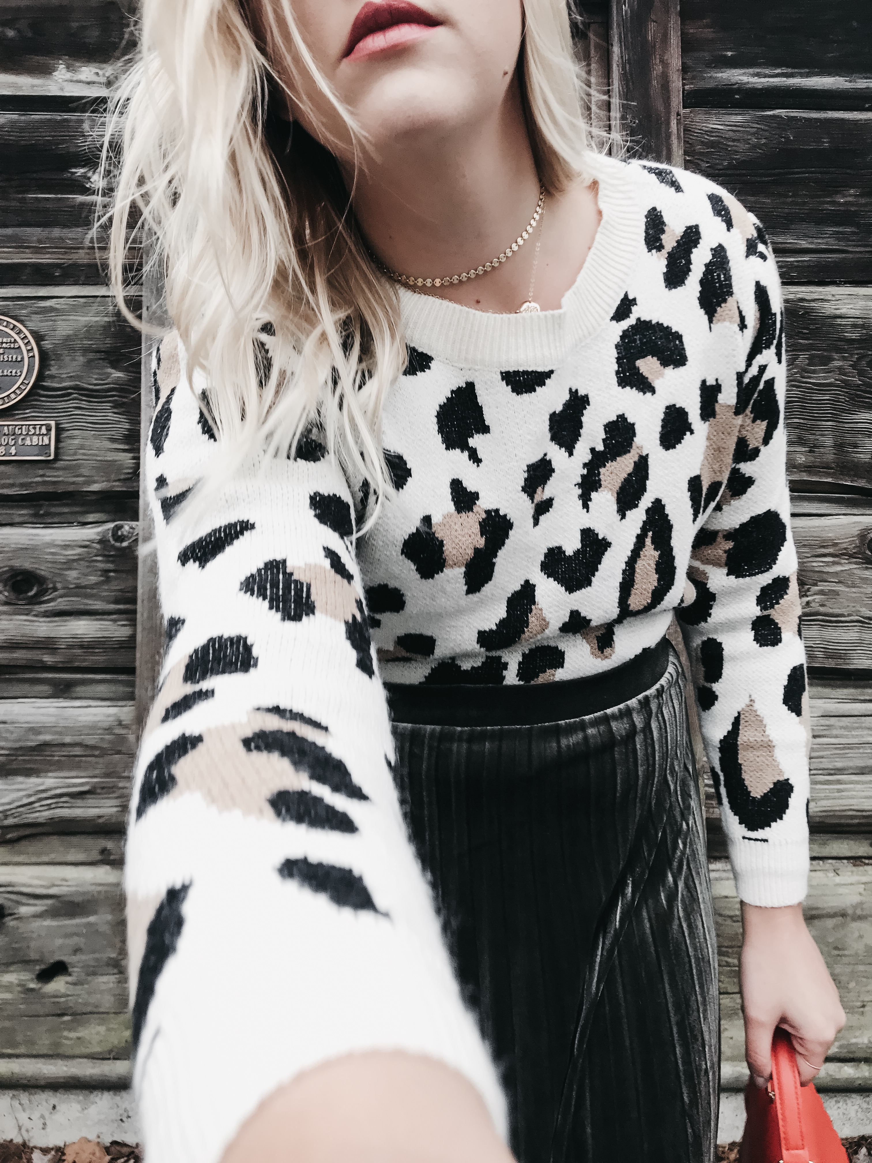 Leopard Print Holiday Outfits 11