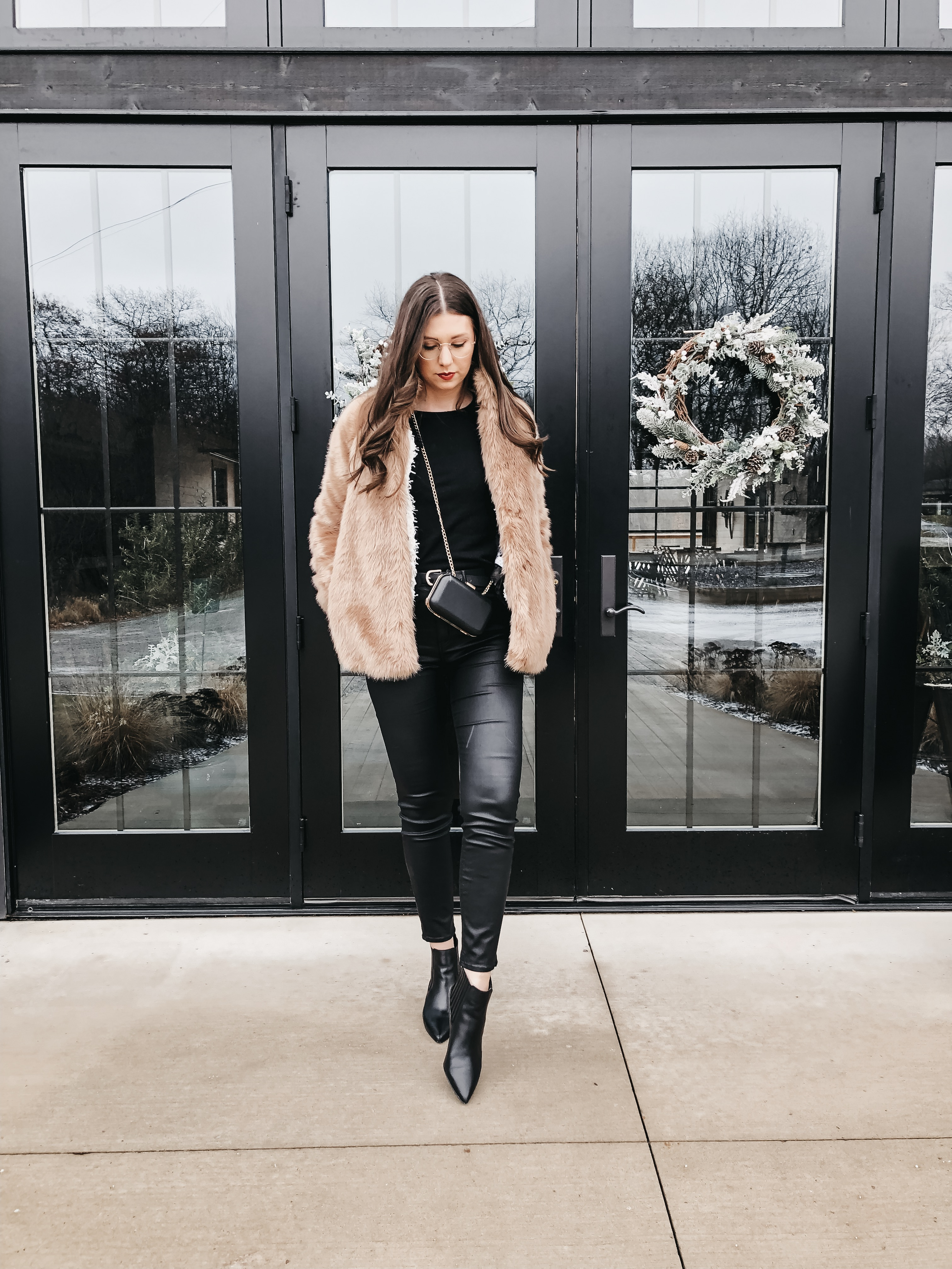 Winter Glam Outfit Inspiration 4