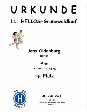 Helios-Lauf 2016
