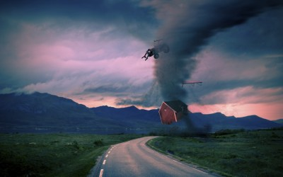 A Spiritual Tornado – A Time of Rearranging