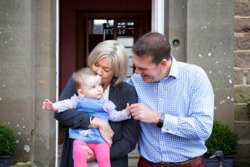 perthshire natural family photography
