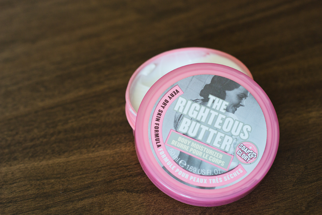 Soap and Glory The Righteous Butter