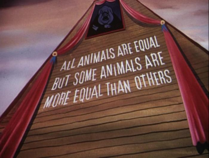 Some are more equal