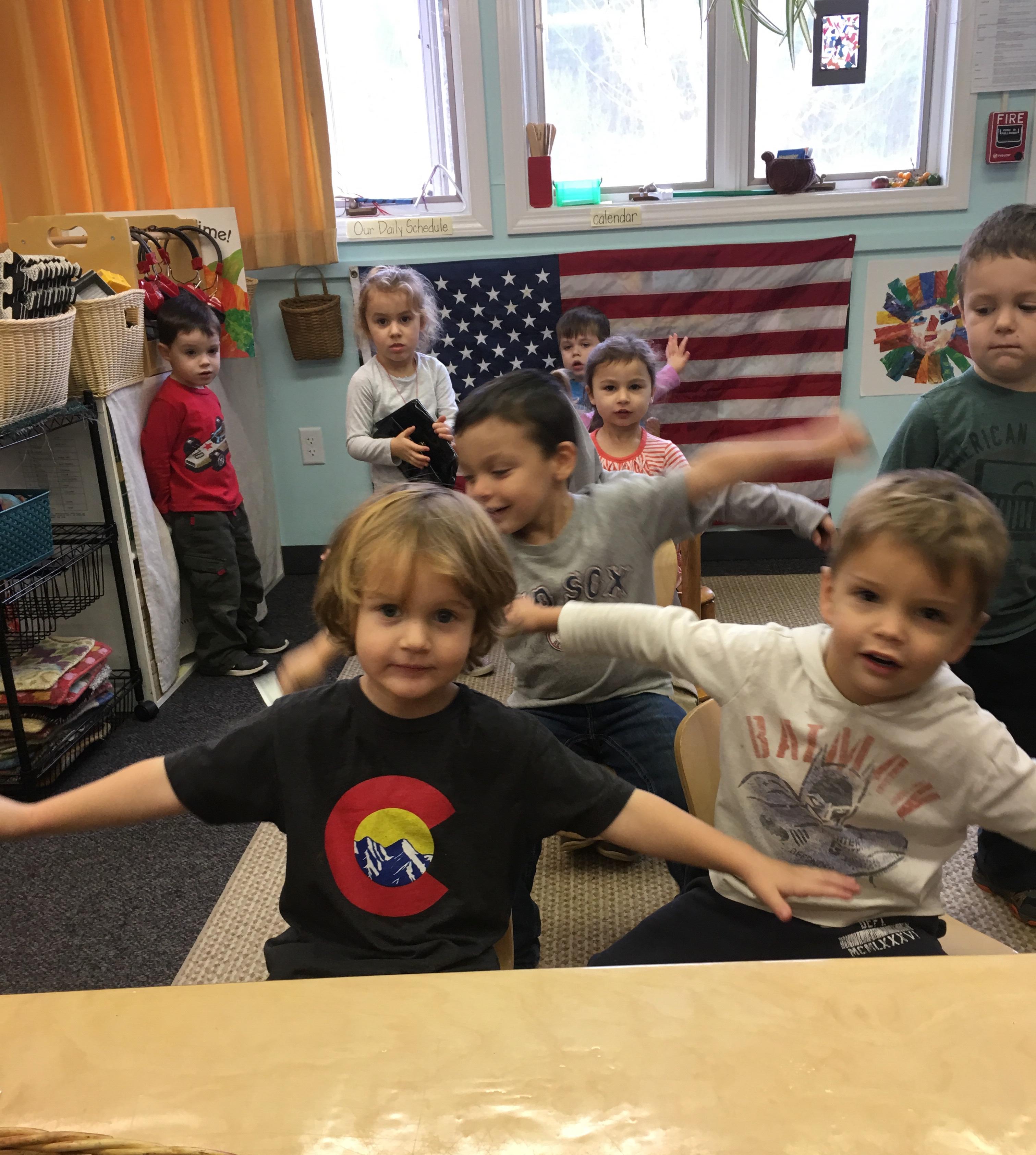 Veterans Day For Preschoolers