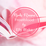 Book review Frostblood