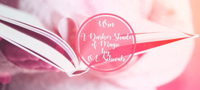 Win A darker shade of magic
