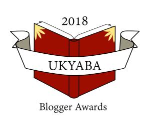 UKYABA Marvellous Blogger Award