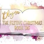 Blogmas Festive Christmas Book Tag