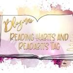 Blogmas Reading Habits and Readabits Bookish Tag