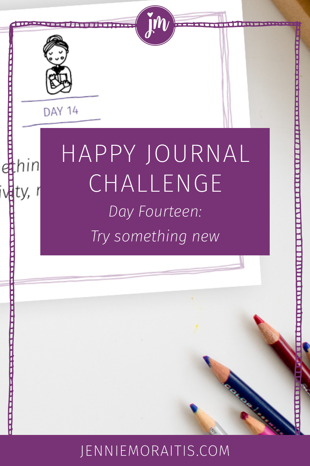 When was the last time you had the opportunity to try something new in your life or creative life? Doing so is great for your happiness. Click over to learn more!