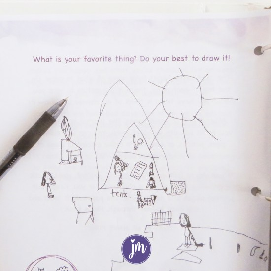 Teach your kids gratitude with this fun printable journal! The Happy Journal for Kids is a great way to draw out what you're thankful for. It includes prompts for the first seven pages, but your kid will probably jump right into drawing what makes them happy and what they love. You'll want to start your own! #happyjournal #gratitudejournal