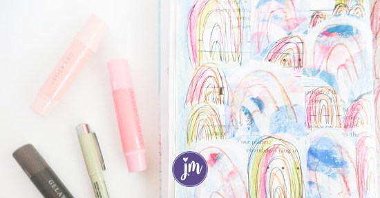 Use these free art journal prompts to jumpstart your creative process! I love using prompts in art journaling...they challenge me to create pages I wouldn't otherwise have made! Love this list so much. :) #artjournalprompts