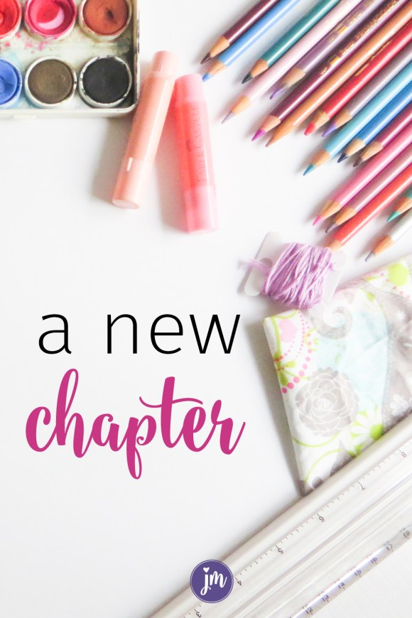 Hey there, our business is going through some big changes as of July 2019. Here's our update about the restructuring. All of our creative products and books will still be available so you can be encouraged to nurture your God-given creativity!