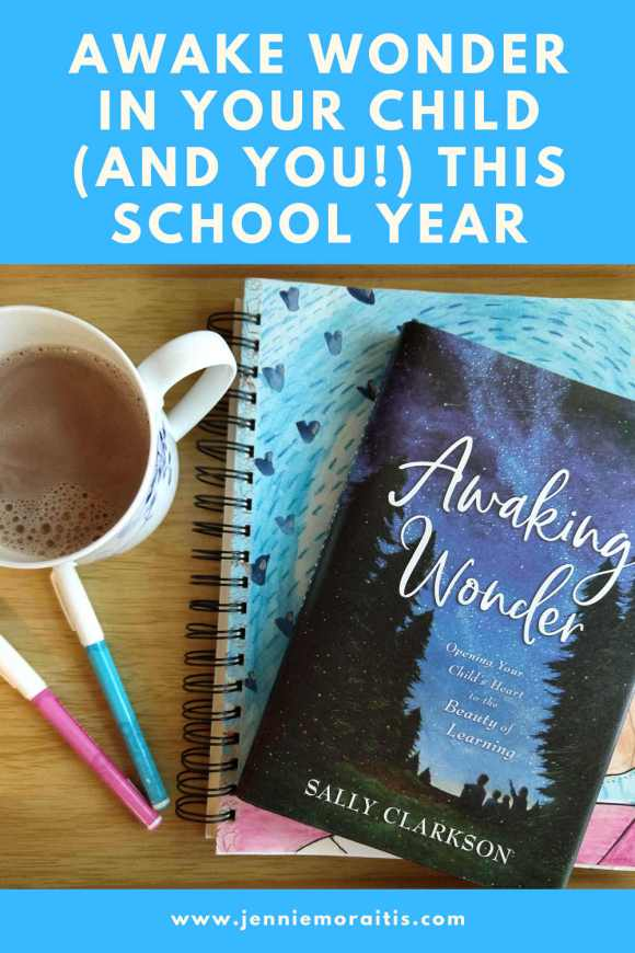 Learn how to awaken wonder in your child (as well as yourself) this year whether you decide to home educate your not.