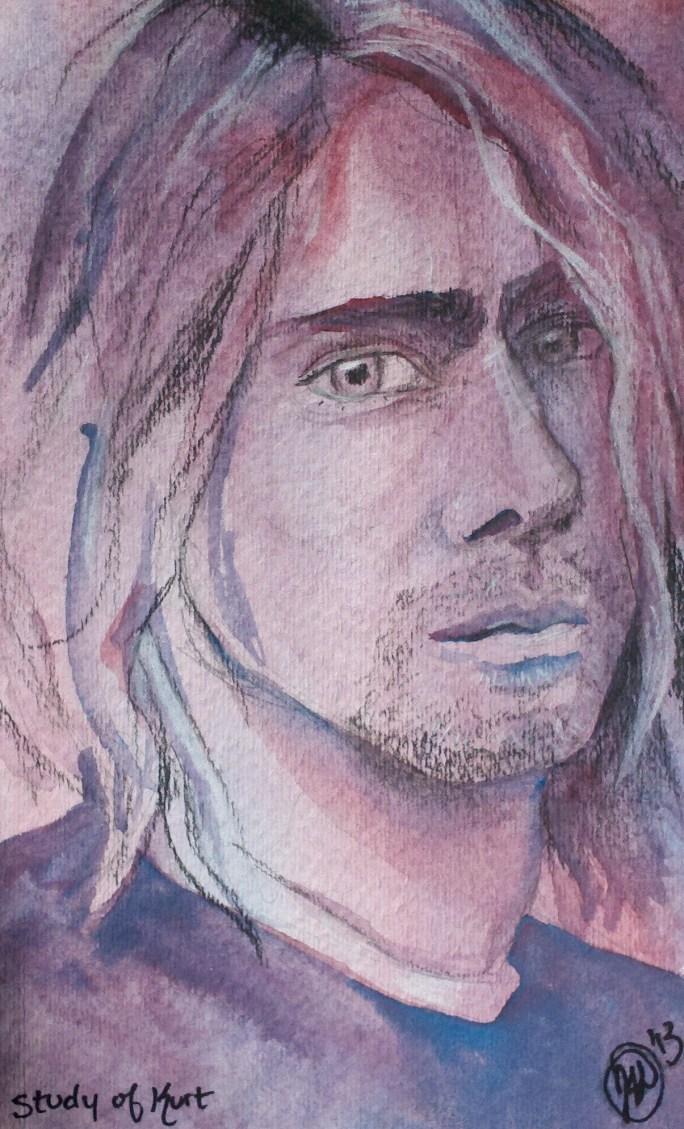 Kurt Cobain Study, 2013