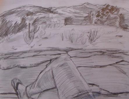 Sketch-The Spot, 2011
