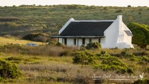 Abrahamskraal cottage in West Coast National Park