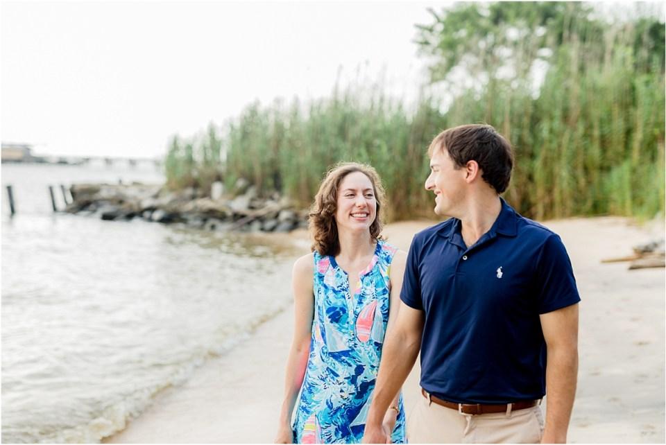 Engagement Photographer in Fairhope, AL
