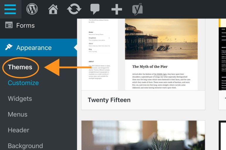 How to install WordPress theme: a guide for beginners.