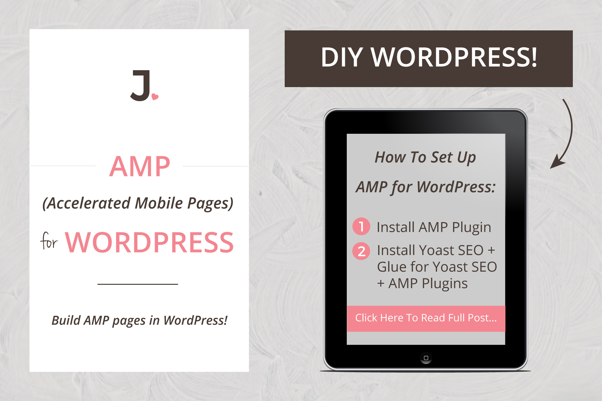 How To Set UP AMP For WordPress | Accelerated Mobile Pages: I show you how to set up AMP pages on your WordPress site and the reason why I did so at Jennifer-Franklin.com.