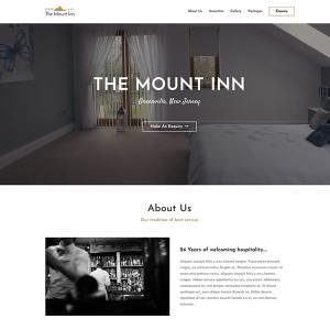 Ready Made Website | Hotel and BnB Website | Jennifer-Franklin.com