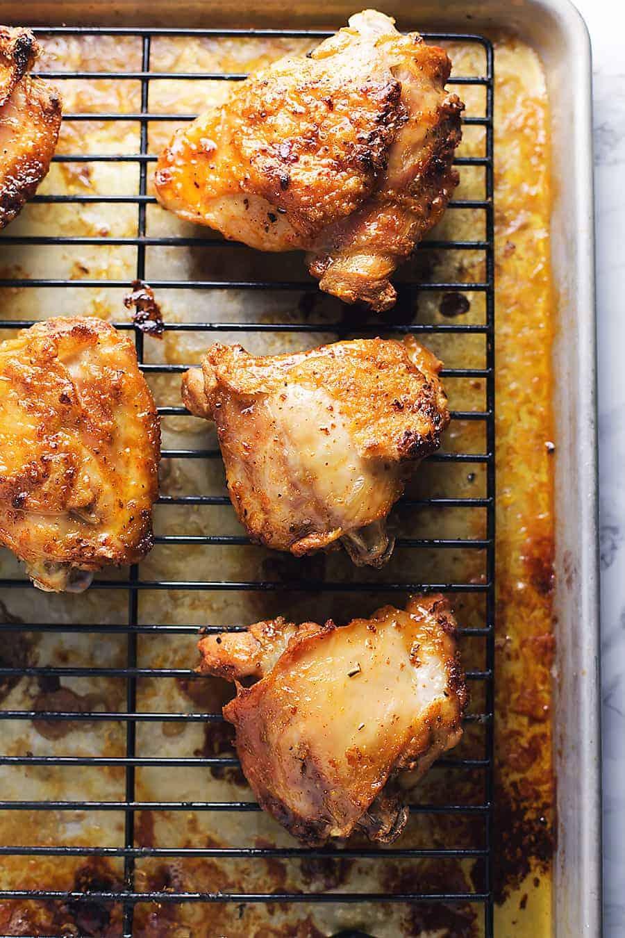 keto crispy chicken thighs recipe low