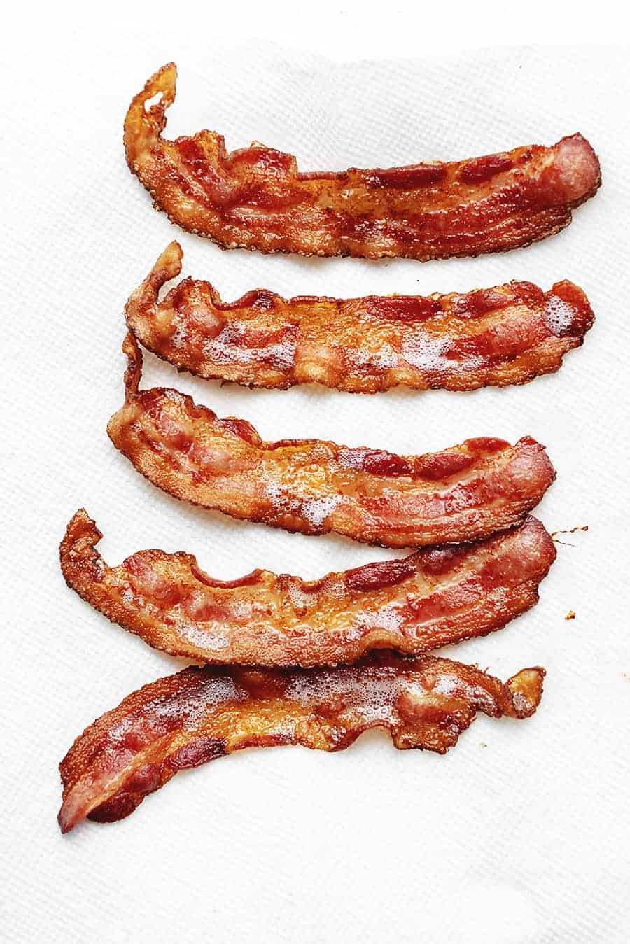 how to cook bacon in the oven no rack