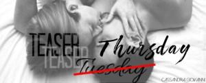 Teaser Thursday! 'Tattered Pieces' by Dani René