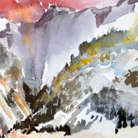 My-Valley,-Watercolor,-Jennifer-Bentson